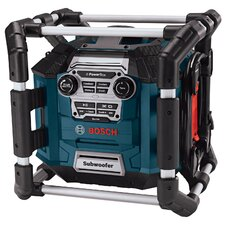 <strong>Bosch Power Tools</strong> Basic Power Jobsite Radio With MP3  PB360S