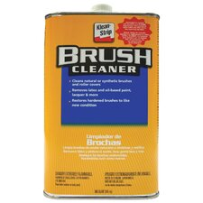 1 Quart Brush Cleaner California Approved QBC12C