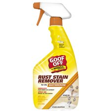 32 Oz Goof Off® Rust Stain Remover Spray Gel QSX20001