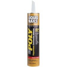 10 Oz Duty Poly™ Liquid Nails LN950