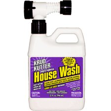 <strong>KrudKutter</strong> 32 Oz Hose-End Multi-Purpose House Wash HW32H/4