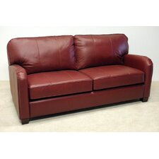 <strong>LaCrosse Furniture</strong> Leather Sofa