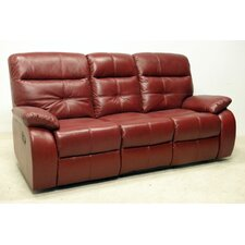 <strong>LaCrosse Furniture</strong> Double Reclining Sofa