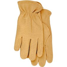 Grain Pigskin Gloves Ladies