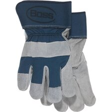 Ladies Split Leather Palm Gloves