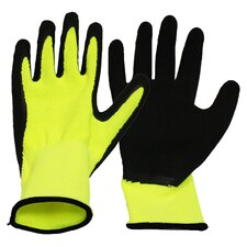 Neon Work Gloves