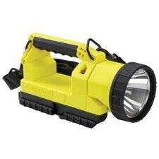 6-Cell Fire Lantern in w/ 120V AC Charger (Yellow)