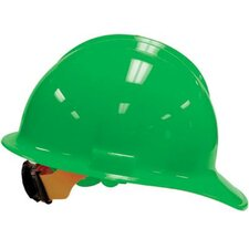 Green Classic Model C30 Hardhat WIth 6 Point Ratchet Suspension