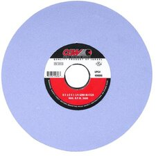 AZ Cool Blue Surface Grinding Wheels - 8x1/2x1-1/4 t1 az46-j8-v32a surface grind. wheel