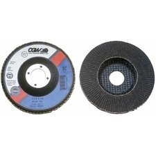 Flap Discs, Silicon Carbide, Regular - 7 x 5/8-11 sc-120 t27 reg silicon carbide flap