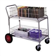 "38.5"" Deluxe Large Office Cart"