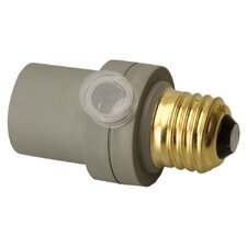 Screw-In Light Sensor Socket