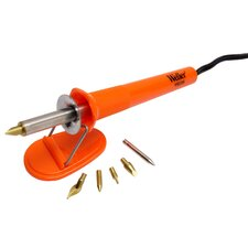 <strong>Cooper Tools</strong> 8 Piece 25 Watt Hobby Iron Kit  WSB25HK