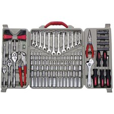 170 Piece Professional Mechanics Tool Set