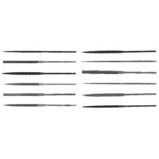 X.F® Swiss Pattern Three-Square Needle Files - 6-1/4' rhn-0 three square needle file