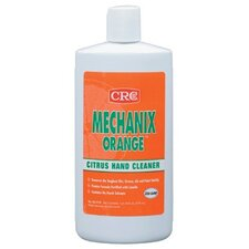 Mechanix Orange™ Citrus Lotion Hand Cleaners With Pumice - 16-oz tough orange citru