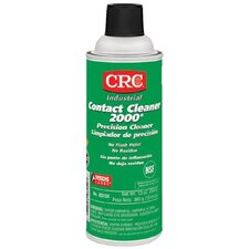 Contact Cleaner 2000® Precision Cleaners - 16 oz. contact cleaner 2