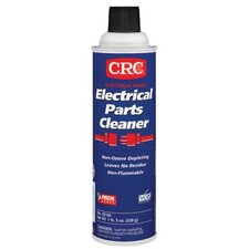 <strong>Crc</strong> Electrical Parts Cleaners - 20-oz. aerosol electrica