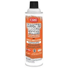 Knock'er Loose® Plus Penetrating Solvents - knock'er loose plus 20oz  11.5 wt oz