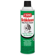 Brakleen® Non-Chlorinated Brake Parts Cleaners - 20 oz aerosol brakleen brake parts cleaner