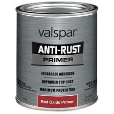 1 Quart Red Oxide Primer Anti Rust Armor Oil Based Metal Paint 44-