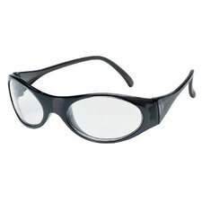 Frostbite2® Protective Eyewear - cr fb110 black/clear