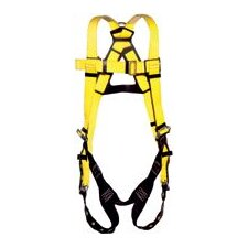 Size Vest Style Full Body Harness With Tongue Buckle Straps