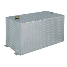Aluminum Transfer Tanks - delta 94 gallon rectangular aluminum tank