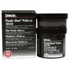 Plastic Steel® Putty (A) - 1-lb plastic steel putty(a)  5300n-