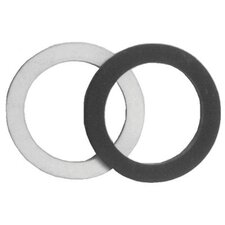 "Washers - 4"" rubber washer"