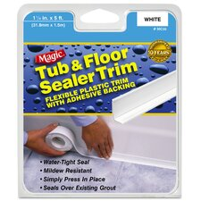 <strong>Magic</strong> Tub & Floor Sealer Trim MC306T
