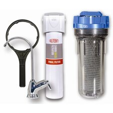 Universal Complete Home Filtration Kit
