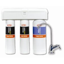 QuickTwist 3-Stage Drinking Water Filtration System