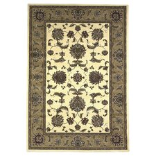 Cambridge Ivory/Beige Bijar Rug