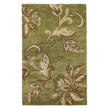 Florence Firenze Mint Area Rug