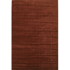Transitions Brick Red Horizon Rug