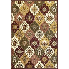 <strong>KAS Oriental Rugs</strong> Cambridge Jewel Tone Panel Rug