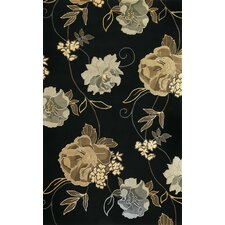 Catalina Black Paradise Rug