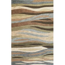 Milan Green Breeze Rug
