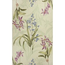Colonial Wild Flowers Rug