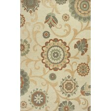 Mulberry Natural Rug