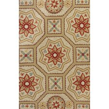 Meridian Arabesque Outdoor Rug