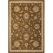 <strong>KAS Oriental Rugs</strong> Cambridge Green Allover Mahal Rug
