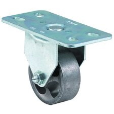 <strong>E.R. Wagner</strong> Light-Medium Duty Casters - 2-1/2x1 light-med duty at plate rigid caster