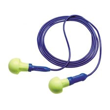 E-A-R® Push-Ins Foam Earplugs - corded push in