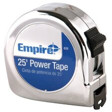 "<strong>Empire Level</strong> Tape Measures - 00626 1""x25' power measuring tape"