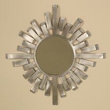 Metal Works Wall Mirror
