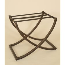 <strong>Passport Furniture</strong> Luggage Rack