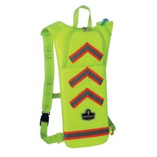 Chill-Its® 5155 Low Profile Hydration Pack - gb5155 low profile hydration pack (lime) 2 ltr