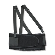 ProFlex Universal Size Back Support in Black